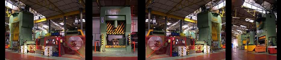 Prensas Estampacion Metalica y Embuticion Profunda